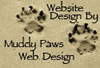 Muddy Paws Web Icon